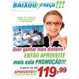 Panfleto Folheto Flyers 10x15 Cm 4/0 Cor Couchê 120gr 5.000