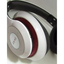 Auricular Beats Dual Bluetooth-aux Sd Fm Headset Mp3