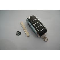 Chave Canivete Corolla 2009 Até 2013 Sem Transponder(chip)