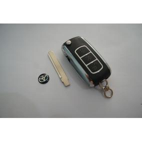 Chave Canivete Corolla 2009 Até 2013 Sem Chip