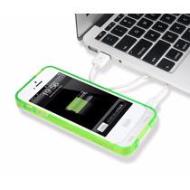 Funda Cargador Prolix Iphone 5 5s 2400mah