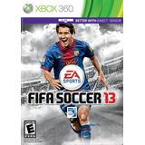 Fifa Soccer 2013 Xbox 360 Fifa 13 Nuevo Blakhelmet E