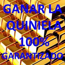Sistema Para Ganar La Quiniela 100% Garantizado.