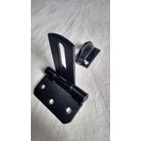 Fecho Porta Cadeado Reforçado P/ Portão Porteira Baia F3 6cm
