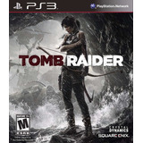 Tomb Raider Ps3 | Digital Español N° 1 En Ventas Del Pais!