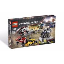 Lego Racers Importado - Monster Crushers - 8182 (388 Peças)
