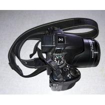 Câmera Nikon Coolpix P510 Brinde Cartão Original Da Sadisk