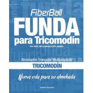 Funda Para Almohada Triangulo Tricomodin Con Cierre
