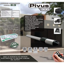 Kit De Pistones Electromecánicos Portón Automatico Seg 300