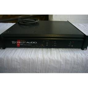 Cambio Poder Crest Audio La901 En Perfecto Estado Funcional