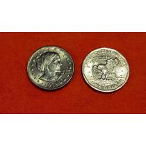 Moneda Usa Susan B. Anthony Un Dolar 1979 P
