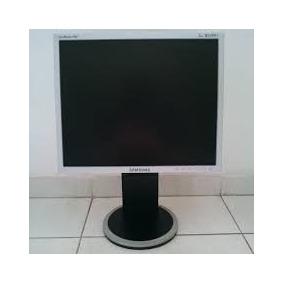Monitor Lcd 17 Quadrado Samsung