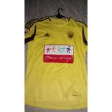 Camiseta Fk Anzhi Rusia Formotion adidas Utileria Pura #17