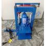 Maquina De Fabricar Chinelos Completa +10 Facas De Fio Duplo