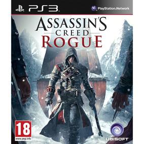 Ps3 Assassin´s Creed Rogue [usado]