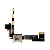 Flex Conector 3.5mm Jack Audio Lector Sim Ipad 2 Wifi + 3g