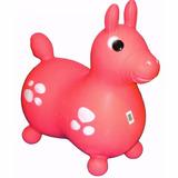 3 Pony Caballito Saltarin Resistente Diferentes Colores