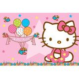 Painel Decorativo Festa Infantil Sanrio Hello Kitty (mod3)