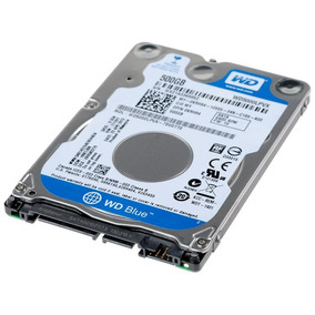 Hd Wd Sata 500gb 5400rpm Notebook Wd5000 Slim 7mm