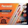 Cables De Bujia Competición Ferrazzi 9mm Fiat Palio Uno Mpi