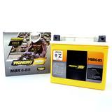 Bateria Moto Mbr6-bs Cg150 Titan Ks 2005 À 2008 Marcio Motos