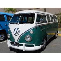Kombi Luxo T1 Vw Bus Split Window 1969 Original