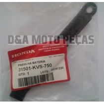 Presilha Bateria Honda Titan 150 Esd/ex 2011 E 2012 Original
