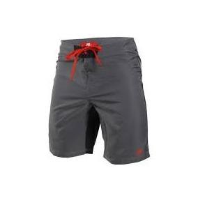 Malla Hombre Nike. Color Gris. Importada. Talle 32 Y 34.