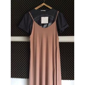 Vestido Asimetrico Importado Zara
