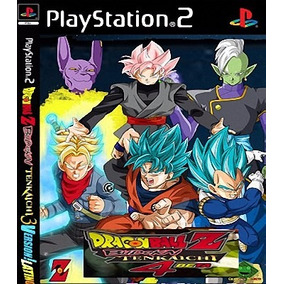 Dragon Ball Z Budokai Tenkaichi 3/4 Mod V. Latino Patch Ps2