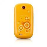 Tampas Samsung Corby S3650 Original Amarelo, Branco .branco