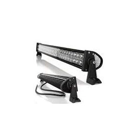 Barra Led 180w Bridgelux 12-24v Jeep 4x4 Camiones