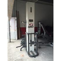 Maquina De Dominadas Asistidas Cybex Gimnasio Gym