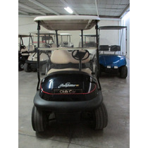 Carrito De Golf Club Car Jack Nicklaus 2010 Seminuevo!!