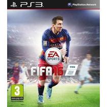 Fifa 16 Ps3 Con Pase Online Y Ultimate Team Binarygames
