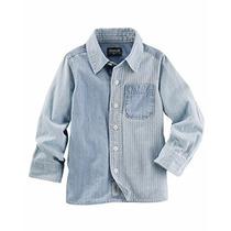 Camisa De Jeans Niños Carters Oshkosh Children Place