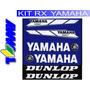 Calcomania Yamaha Rx-100 Rx-135 Rx-115 Impresion Rotulacion
