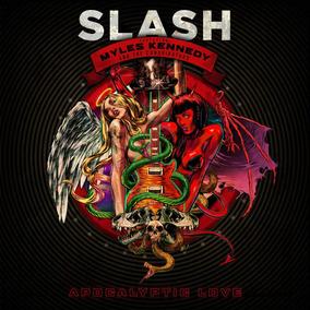 Slash Apocalyptic Love Cd+dvd Open Music V-