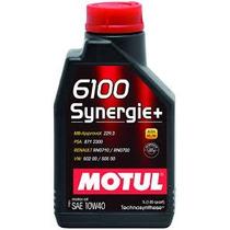 Motul 6100 Synergie+ (semi-sintético) 10w40 1 Litro Promoção