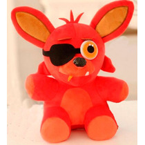 Peluche Five Nights Foxy 25 Cm Gran Calidad