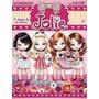 Jolie Alegria Menina - Album Completo Figurinhas P/ Colar