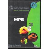 Dvd Original Dvdokê Grandes Hits Mpb 3