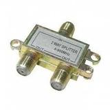 Kit C/ 100 Divisor Antena ( Cabo Coaxial ) 1 P/2 5-900 Mhz