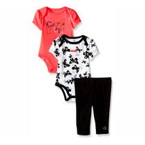 Conjuntos Para Bebitas Marca Calvin Klein // Original!!!!