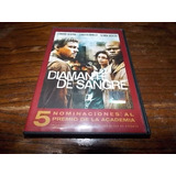 Dvd Original Diamante De Sangre - Dicaprio Djimon Connelly