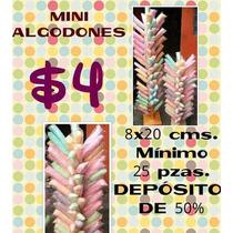 Mini Algodones De Azucar