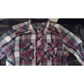 Camisa Bke Slim Fit Mediana