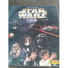 Star Wars - Álbum De Figurinhas (incompleto)