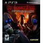 Resident Evil Operation Raccoon City Ps3 Código Psn !!!