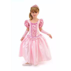 Fantasia Infantil Bela Adormecida Princesa Aurora
